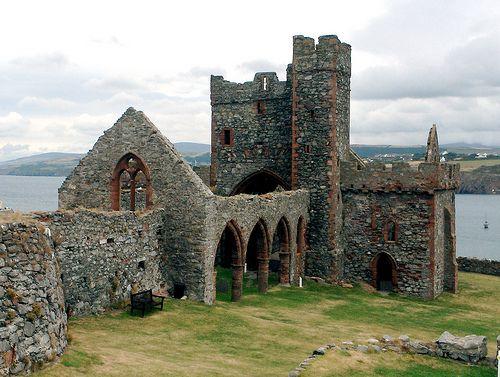 Isle of Man Castle