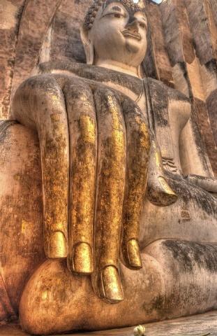 mano de Budda
