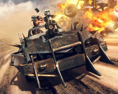 Gameplay Overview Trailer for Mad Max Video Game - ComingSoon.net