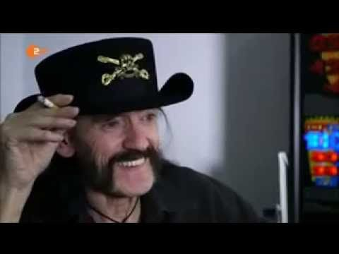 Last Interview - Lemmy Kilmister about terror, no fear of death and heal...