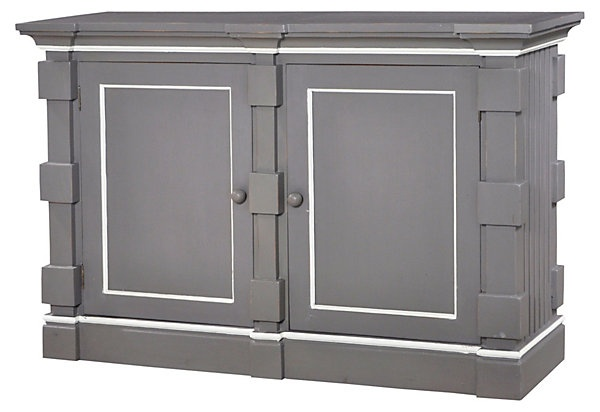 One Kings Lane - Neutral Territory - Cohen Sideboard, Gray