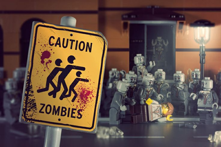 caution zombies (by powerpig)