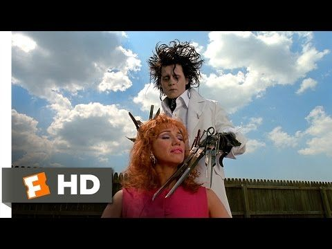 Best: 'Edward Scissorhands' (1990) - 15 Best and Worst Johnny Depp Roles: From Scissorhands to Sparrow | Rolling Stone