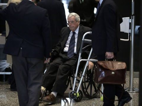 You Won't Believe What Pedophile Is Asking His Victim..  Dennis Hastert