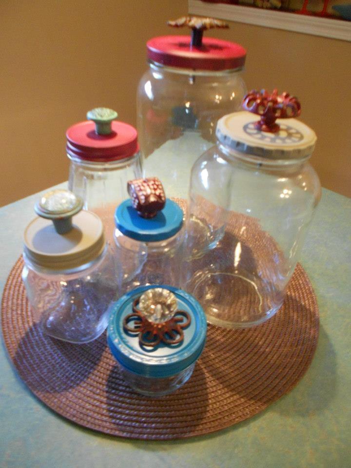 17 Best Jars Images On Pinterest Bricolage Craft And
