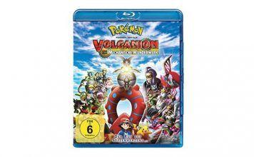 [Vorbestellen]  Pokemon  Der Film: Volcanion und das mechanische Wunderwerk [Blu-ray]