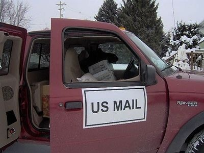 How to Ship Packages Cheap First Class Mail USPS;