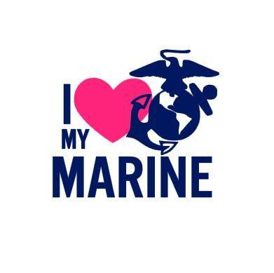 I love my Marine decal from #delightdesignsvinyl on #Etsy