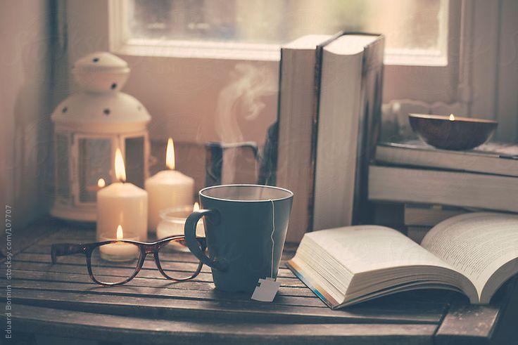 Misafirlere Binaen #tea #books