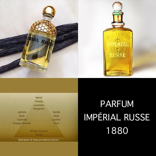 Flacons Parfum De Impérial Guerlain1880Galina Russe qUMzpVS