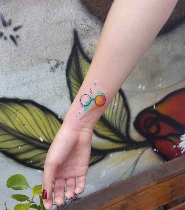 Tatuagens para os fãs de Harry Potter se inspirarem - WePick