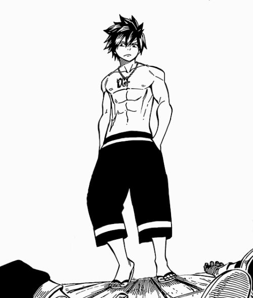 Gray Fullbuster Manga Boxer 247 best images about ...