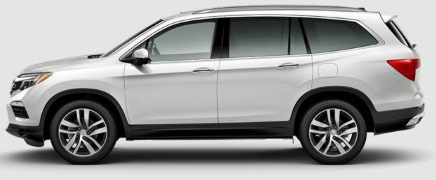 Honda Pilot 2017 Review