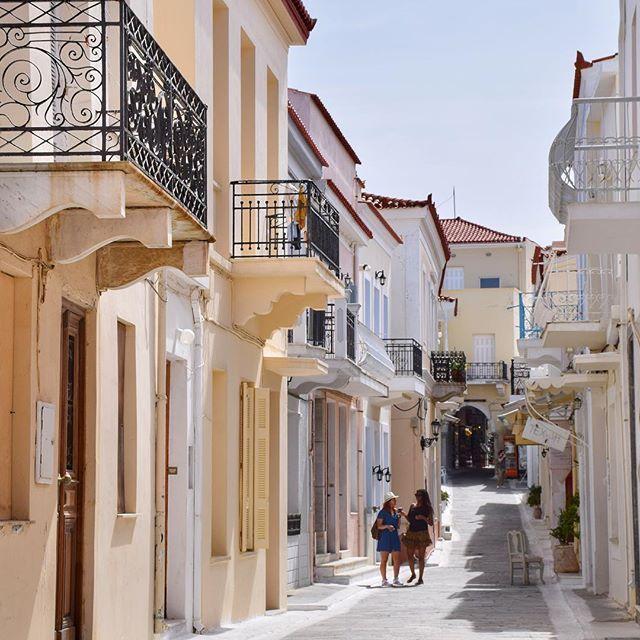 Αndros island, Kyklades, Greece