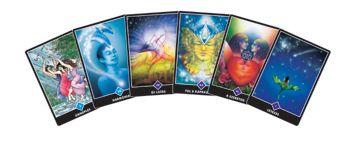 OSHO ZEN TAROT A kártyák modern képi világa körülményeket és tudatállapotokat ábrázol; az útmutató könyvecske pedig a zen egyszerű, egyenes, gyakorlatias nyelvének segítségével értelmezi a képeket. A tarot az itt és most megértésére koncentrál. Rendszere a zen bölcsességére épül, amely szerint külvilágunk történései egyszerűen csak saját gondolatainkat és érzéseinket tükrözik, még akkor is, ha mi magunk nem vagyunk ezeknek tudatában.
