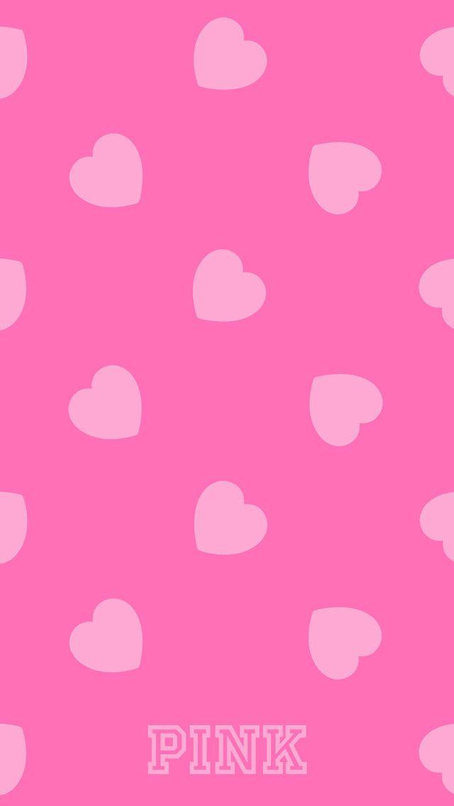 New PINK iPhone wallpaper