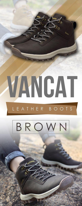 6689c99734 VANCAT outdoor Boots - men s fashion shoes for men - Men s top designer  brand style affordable