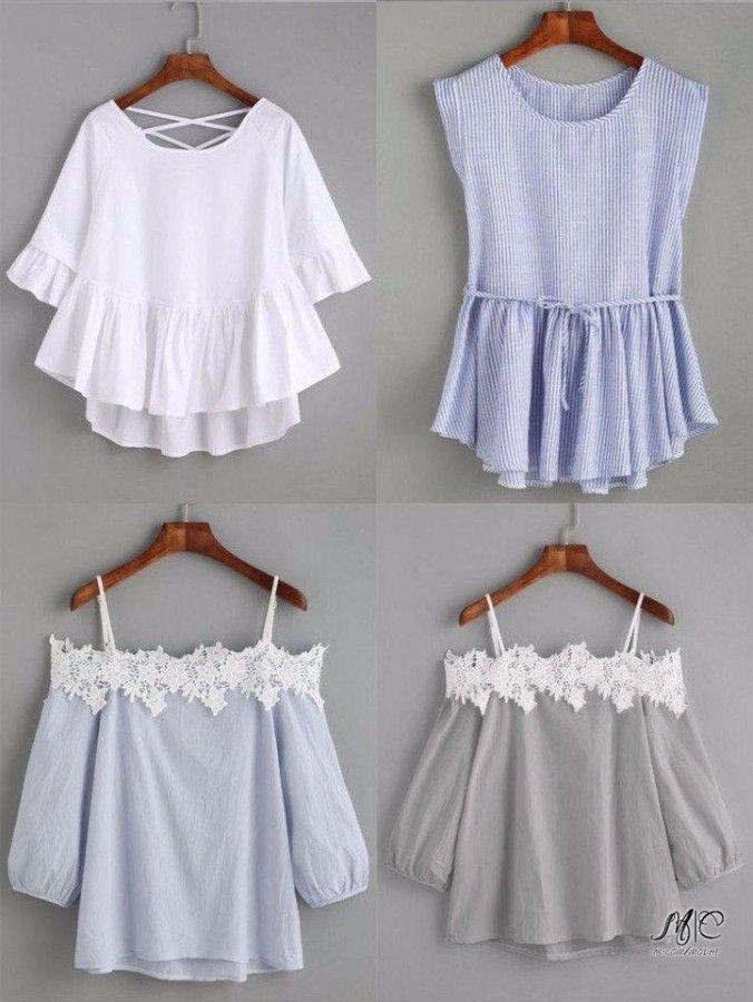 Look! Модные футболки, рубашки и блузы! 3