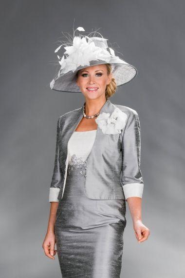 Condici short dress & full jacket 09667   Catherine's of PartickCatherine's of Partick