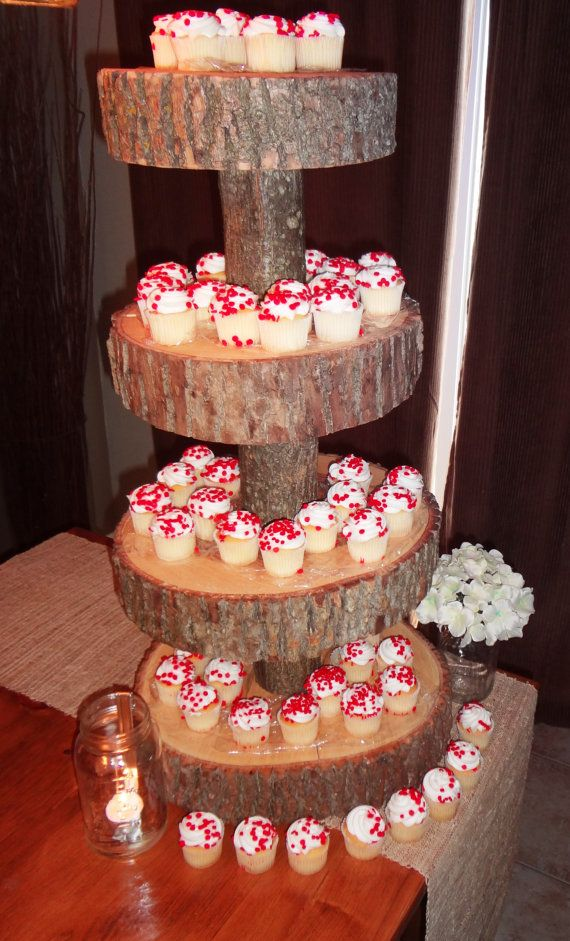wedding cup cake stand 1000 ideas about wooden cupcake stands on 8964
