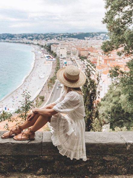 Nice, France ~ Tara Michelle Brose ~ Lifestyle/Travel Blogger