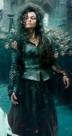 """""""If you want to put on a Bellatrix Lestrange costume for Halloween this year, then here are just everything you need to have the best costume...."""