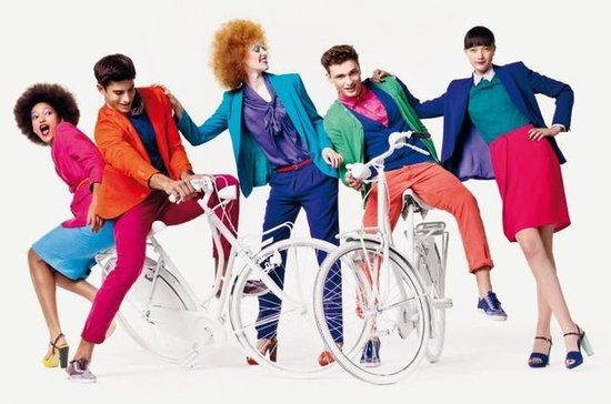 All the Spring 2012 Ad Campaigns, So Far (New — United Colors of Benetton, Galliano)