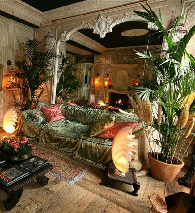 619 best the bohemian in me images on pinterest home for Bohemian interior design style