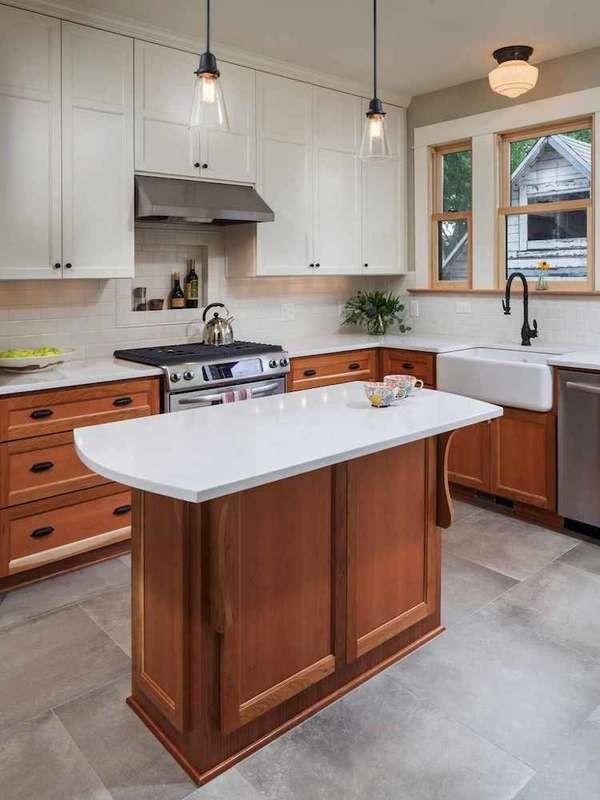 25 Illuminating Lighting Ideas For A Beautiful Kitchen Beautiful Kitchens Farmhouse Kitchen Design Modern Kitchen