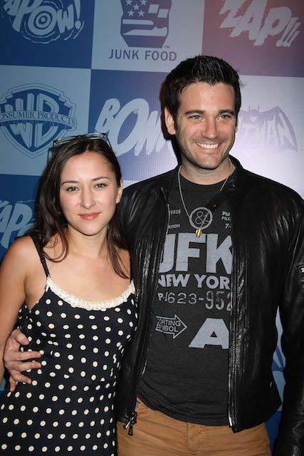 American actress, Zelda Williams and her actor boyfriend, Colin Donnell...