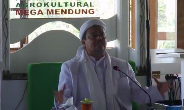 Tanggapan Mengejutkan Habib Rizieq Syihab Soal Tuduhan 'Musuh Negara' dan 'Pemberontak'  | Bacalah.Info