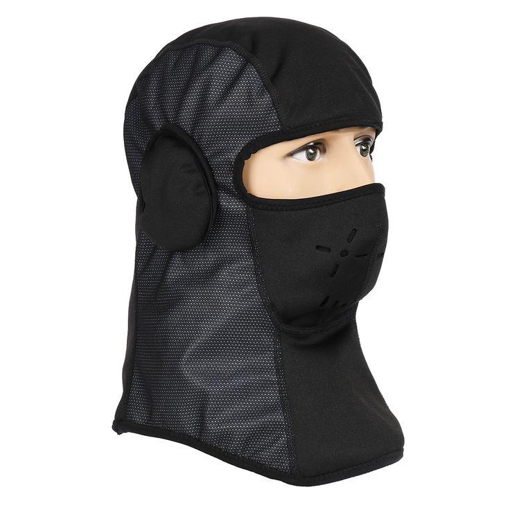 BIKIGHTBikeFaceMascaraProtecciónUV Balaclava Moto Cuello cara completa Mascara a prueba de polvo