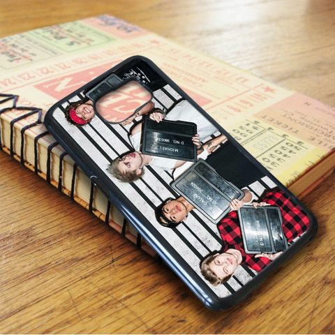 5 Second Of Summer Band Music Samsung Galaxy S7 Edge Case