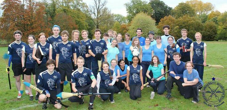 Oxford University (Radcliffe Chimeras & Quidlings) (UK)
