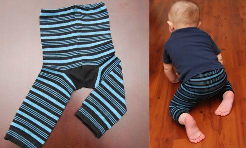 Guarda anche questi:Come fare pantaloni per neonato – Tutorial e Cartamodello.Come riciclare una maglietta e fare un vestitino da bimbaRiciclo magliette: come fare mutandine da bimbina e da bambino – Tutorial e Cartamodello.Cucire cappello per bambini da riciclo maglioni – Tutorial e Cartamodello.Bavaglini da riciclo camicie – Tutorial e Cartamodello.Come fare un cesto da riciclo … Continua a leggere »