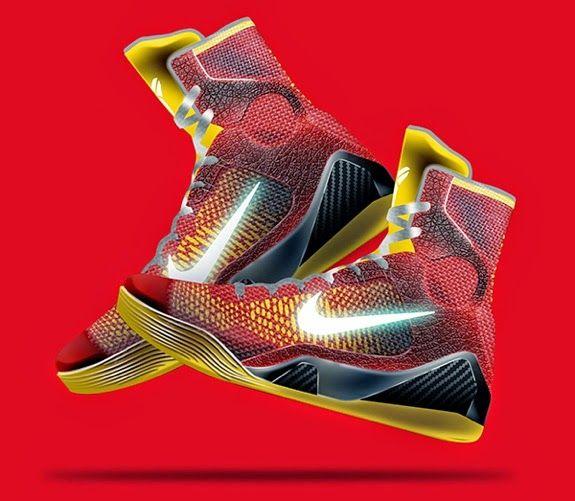 Kobe  High Top Shoes