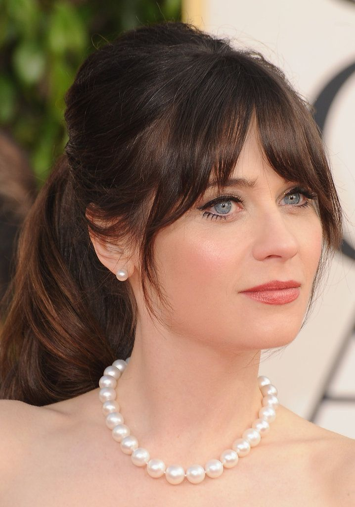 Zooey desChanel Hairstyle - Amy D.