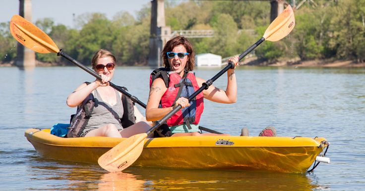 Attention! River Queen Voyages is officially OPEN for the season!  This Saturday and Sunday (4/1 & 4/2) they are offering a BOGO deal for single & tandem kayaks on both routes. Call (615) 933-9778 or book online at the link above.