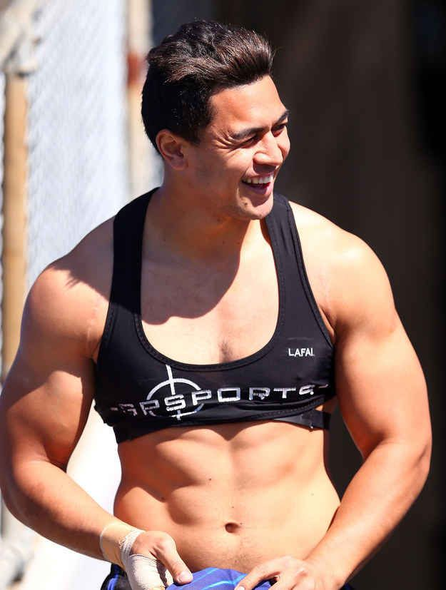 The Most Important NRL Players, According To Hotness
