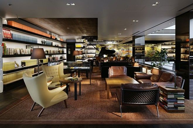 Tokyo's Tsutaya Bookstore, a 'Third Place' Between Home and Work - Scene Asia - WSJ