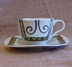 有田焼 アボリジニひねりコーヒーカップソーサー  日本の伝統佐賀有田焼とアボリジニの伝統芸術をミックスしたカップソーサーのセット作品です 独特な模様やカラーはとってもユニークですね ぜひご覧ください  有田焼 アボリジニひねりコーヒーカップソーサー http://ift.tt/2laFfSy  スマイルアートギャラリーは 世界の名画絵画油絵水彩画風水画工芸陶芸仏像仏画など美術品を紹介しております スマイルアートギャラリーTOPページ http://3016.jp/art/   日本最大級のインターネットアートギャラリーを目指しております ご出店などについてはこちらから http://ift.tt/203MWXF   Facebookでも作品を紹介中 http://ift.tt/1swFUQX   Googleでも作品を紹介中 http://ift.tt/203MRD5   RELEASEでも作品を紹介中 http://ift.tt/2hUjwye   #アート#芸術#アボリジニ#伝統#有田焼#カップ#食器#器#民族