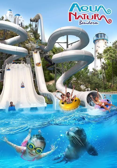 Aqua Natura, first water park in Spain to obtain the only European certificate in safety.