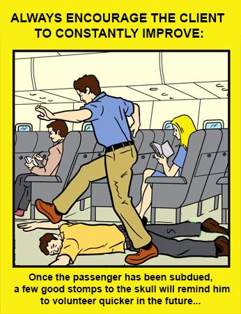 """failnation: """"United Airlines Employee Manual """""""