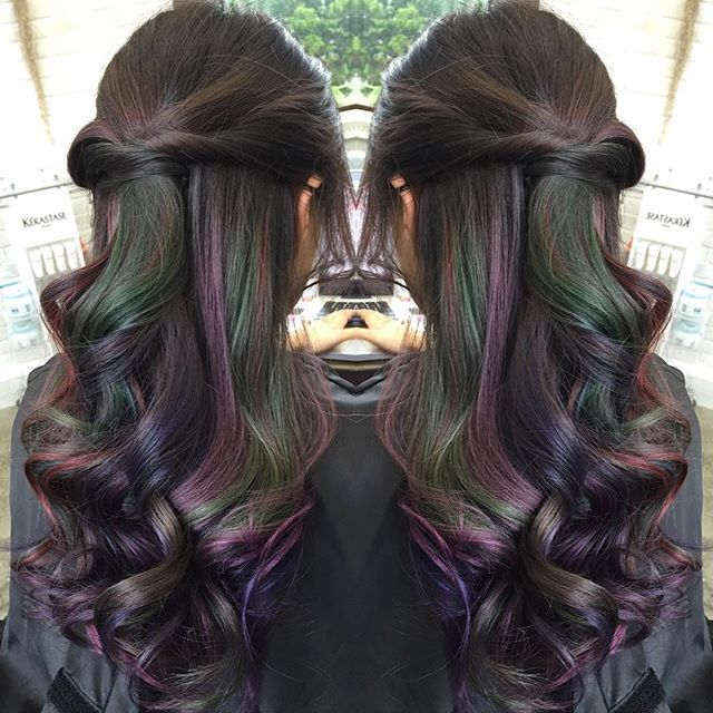 55 best Hair ideas images on Pinterest | Colourful hair ...