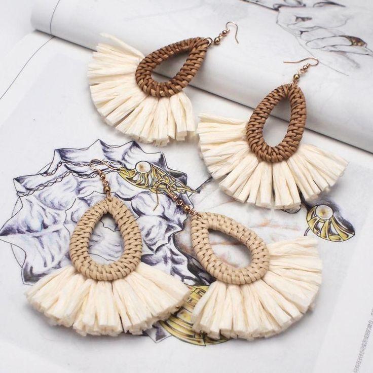 Femme Bijoux Set 2 pcs 1 Lot Arc-en-Mystic Topaz Silver Dangle Crochet Boucles D/'oreilles