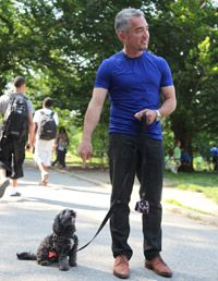 The Dog Whisperer - Cesar Millan Gives Tips for How to Walk Your Dog at WomansDay.com