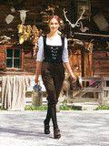 Burda Style: Damen - Dirndl & Trachten - Kniebundhose - Damen