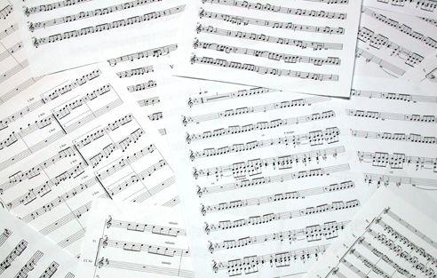 BAP MUSIQUE : Réalisation sur mesure de partitions musicales, arrangements et song books