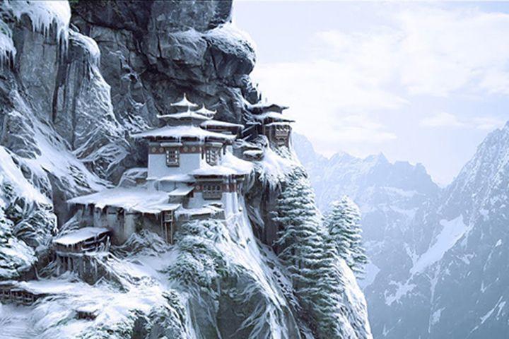 一生に一度は訪れたいアジアの20の絶景