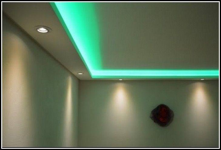 Indirekte Beleuchtung Wohnzimmer Decke Selber Bauen